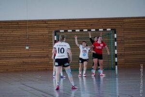 Spiel Damen Bezirksklasse TB Richen Heilbronn