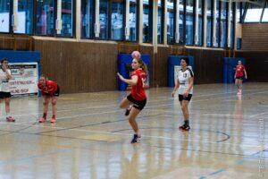 Spiel Damen Bezirksliga TB Richen